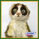 HANSA ハンサ ぬいぐるみ7043 スローロリス 猿 サル SLOW LORIS