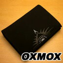OXMOX オックスモックス SEE YOU 3つ折ウォレット