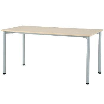 【送料無料】 ミーティングテーブル 幅1400×奥行700mm×高700mm [GD-356]【smtb-tk】