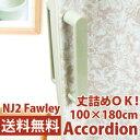 アコーディオンドア NJ2 幅100cm×高さ180cm フォーリ 間仕切り (アコーディオンカーテン)