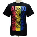 ショッピングギター AJITOアジト ユニバースギターTシャツ-AJT-9004