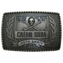 CREAMSODA cream soda CS 45th corner skeleton buckle PD33GS-07C