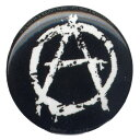 Button badge [ANARCHY SYMBOL ]26AC0156]
