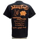 JOHNNY KOOLジョニークール 半袖Tシャツ[ GRETSCH BROTHERS ]JK-8103T