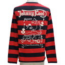 JOHNNY KOOLジョニークール ボーダーロングTシャツ...