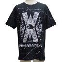 PROPAgANDAプロパガンダ 半袖Tシャツ[ PROPA9ANDA 10th Anniversary ]P63611