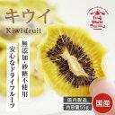 【国産】ドライフルーツ キウイ 55g 砂糖不使用・無添加 安心の国内加工 健康 美容 ヘ