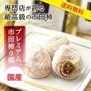 【送料無料】長野・信州の特産品 最高級「市田柿」9個ギフトセ...