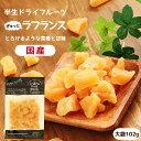 【国産】ドライフルーツ ラフランス(洋梨) 大袋 102g ...