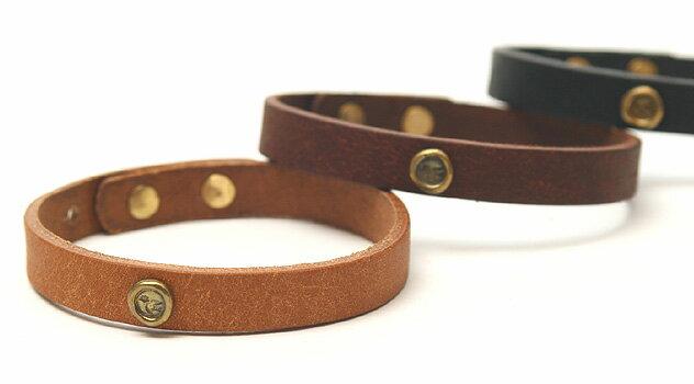 【sot】 プエブロ シンプルブレス / Leather bracelet