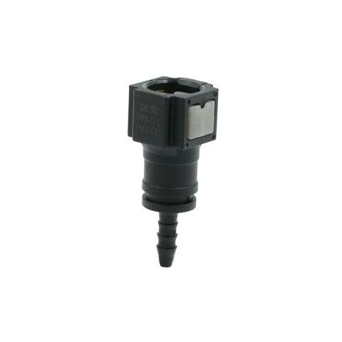 ソウテン uxcell 燃料ラインコネクタ 車用 ライン ホース パイプ クイック 釈放 メス 接続 コネクター 6.30mm ID3