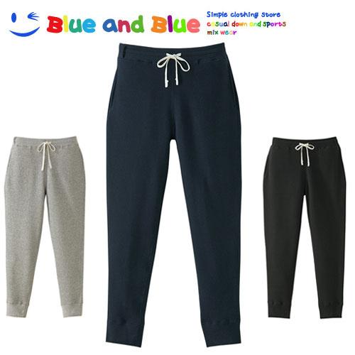 BLUE AND BLUE ブルーアンドブルー メンズ フレンチテリー アーバンフィット スウェットパンツ