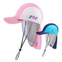 ReefTourer リーフツアラー ジュニア UVキャップ ra5006水着/帽子/キッズ 帽子/紫外線/UV対策の画像