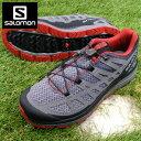 【即納♪】SALOMON(サロモン)SYNAPSE(シナプス) M メンズ トレイルランニングシューズ トレイルランに最適♪【トレラン/ランニング/ジョギング/マラソン/トレイル/シューズ/靴】あす楽