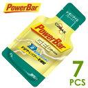 パワーバー PowerBar パワージェル レモンライム味7個セット パワーバー パワージェル エネルギージェル パワーバー パワージェル トレ..