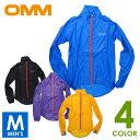OMM オリジナルマウンテンマラソン Sonic Jacket メンズ フルジップ ウインドジャケット トレイルランニング ウェア OC078