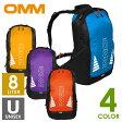 OMM オリジナルマウンテンマラソン Ultra 8 メンズ・レディース ザック・バックパック(8L) トレイルランニング リュック OF030