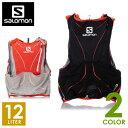 【サロモン/SALOMON】S-LAB ADV SKIN 12SET メンズ・レディース リュック・ザック・バックパック(12L) トレイルランニング L37161600