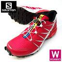 【サロモン/SALOMON】トレイルランニングシューズ SPEEDCROSS PRO W スピードクロス プロ W レディース L37833000