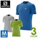 【サロモン/SALOMON】TRAIL RUNNER SS TEE M メンズ 半袖シャツ トレイルランニング L37964500