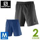 【サロモン/SALOMON】JP PARK SHORT M メンズ ショートパンツ トレイルランニング L38083600