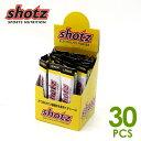 【shotz】エレクトロライトパウダー 30本セット(4g×30本) 電解質ドリンクの決定版!パウダーになって復活 ランニング トレラン 大会 マラソン レース