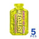 MEDALIST(メダリスト) エナジージェル グレープフルーツとはちみつ 5個セット(45g×5個) クエン酸入りエネルギー補給ジェル トレイルラ..