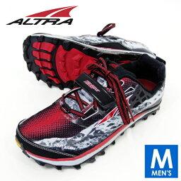 【ALTRA/アルトラ】キングMT-M メンズ トレイルランニングシューズ KING MT M AFM1752G1