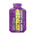 MEDALIST(メダリスト) エナジージェル ブドウとはちみつ 1個(45g) クエン酸入りエネルギー補給ジェル トレイルランニング 補給食、行動食、エネルギー補給