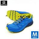 【サロモン/SALOMON】SENSE RIDE メンズ トレイルランニングシューズ トレラン 靴 L40237800