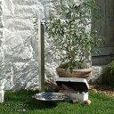 【立水栓】【水栓柱】寒冷地対応のカラー水栓柱「アイスルージュ 1.0mタイプ <14色>」専用蛇口付き 寒冷地仕様 水抜きハンドル付き【送料無料】