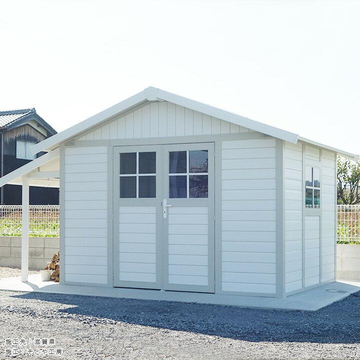 Sotoyashop ex rakuten global market enters the yard for Garden shed qatar