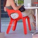 【屋外用チェア】【送料無料】Magis Easy Chair イタリア製 マジス社のチェア。屋外使用可 スタッキング可能【ガーデンチェア】【アウトドアチェア】デッキチェア 椅子 いす