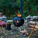 【アウトドアストーブ】【BBQ】「Ozpig FIRESIDE Edition オージーピッグ ファイヤーサイドエディション」