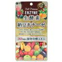 <爽快健美>260種酵素+納豆キナーゼ