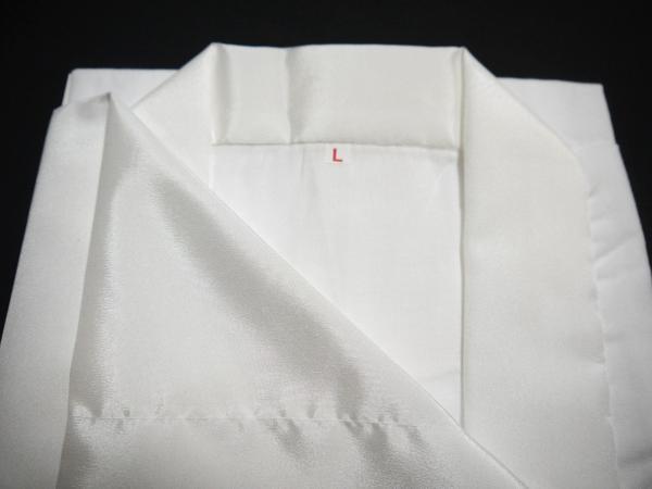 男性用 仕立て上がり 洗える半襦袢 白 M/L...の紹介画像3