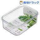 保存容器 マイクロクリア フードケース LL ナチュラル A...