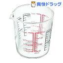 ハリオ メジャーカップ 200 CMJ-200(1コ入)【ハリオ(HARIO)】[計量カップ]
