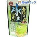 寿老園 玉露入り水出し緑茶(4g*20袋入)【寿老園】