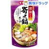 ダイショー 鮮魚亭 寄せ鍋スープ 醤油仕立て(750g)