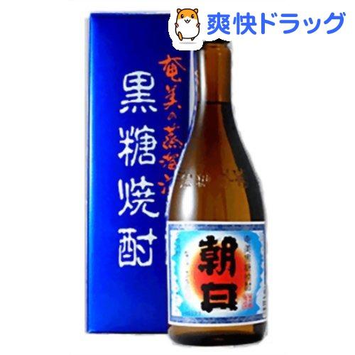 朝日箱入黒糖焼酎30度(720mL)
