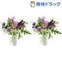 スターデージブーケ 2本組 紫(2本入)