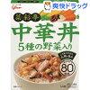 菜彩亭 中華丼(140g)