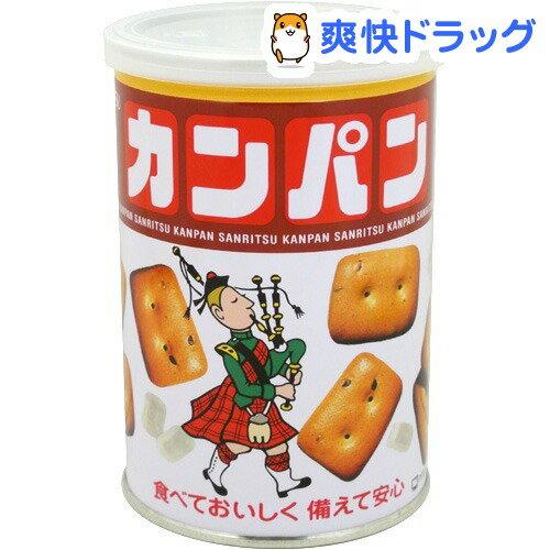 サンリツ 缶入カンパン(100g)[防災グッズ 非常食]...:soukai:10397867