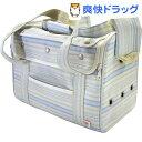 ミニマルグッズ うさぎのおでかけバッグ Lサイズ ブルー(1コ入)【ミニマルグッズ】[うさぎ キャリー]【送料無料】