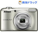 ニコン デジタルカメラ クールピクス A10 シルバー(1台)【クールピクス(COOLPIX)】...