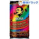 ボス レインボーマウンテンブレンド(185g*30本入)【ボス】[boss]【送料無料】