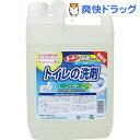 ルーキーV 業務用 トイレの洗剤(4L)【ルーキー】