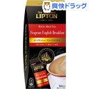 サー・トーマス・リプトン イングリッシュブレックファスト パウダー(4本入)【unili6ePO59】【リプトン(Lipton)】