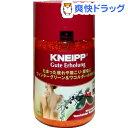 クナイプ グーテエアホールング バスソルト ウインターグリーン&ワコルダー(850g)【クナイプ(KNEIPP)】[入浴剤]【送料無料】